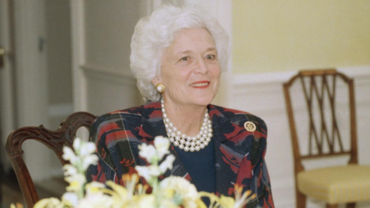 McBride: Barbara Bush destigmatized AIDS, promoted feminism