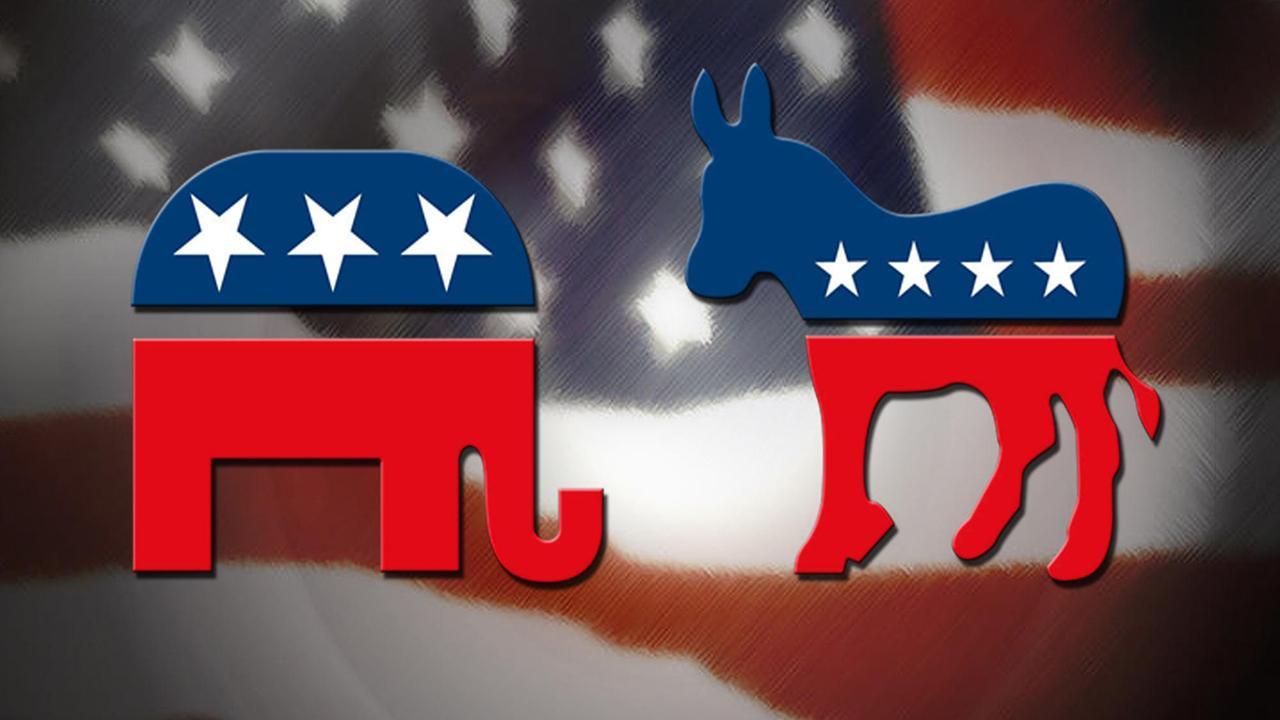 Recent polls show gap narrowing between GOP and Democrats