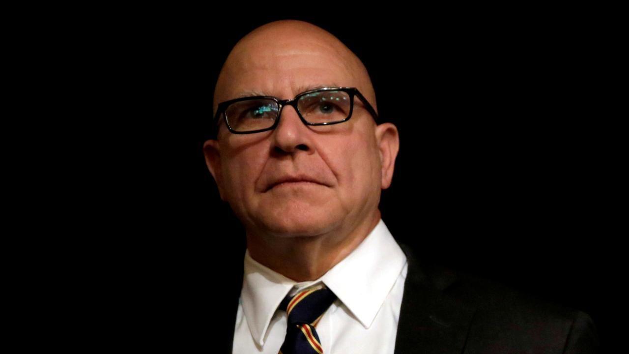 Death of Gen. McMaster's father investigated as 'suspicious'