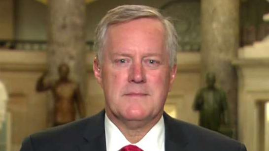 Rep. Meadows urges a probe of the texts between Strzok, Page