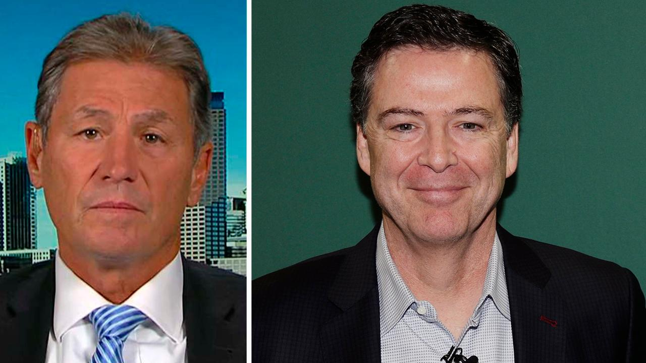 Former FBI agent: Comey threw FBI in the political firestorm