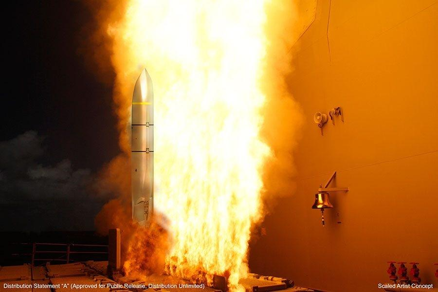 Meet the US military's warship killer: These new missiles will sink enemy ships