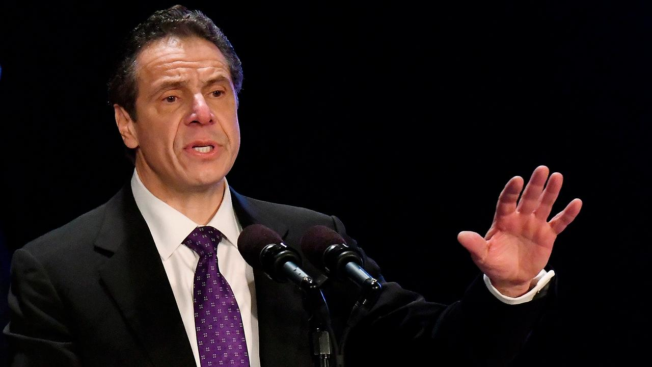 Gov. Cuomo: I'm an undocumented immigrant