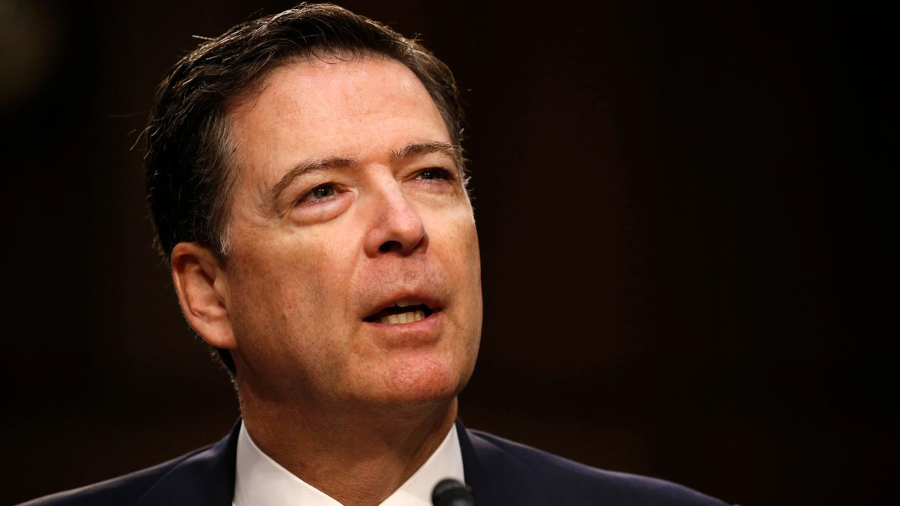 Comey claims FBI does not leak in redacted memos