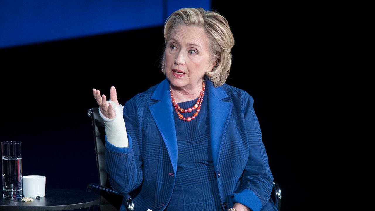 Clinton: They were never going to let me be president