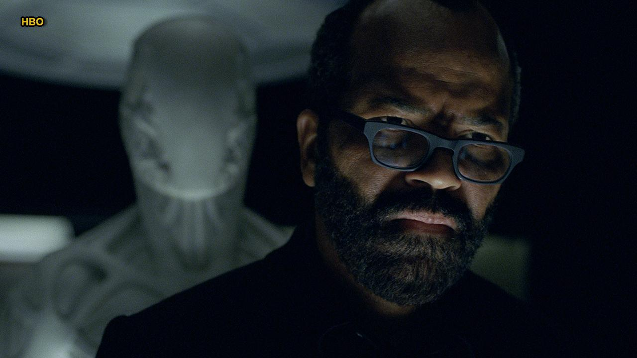 'Westworld' star Jeffrey Wright talks violence on the show