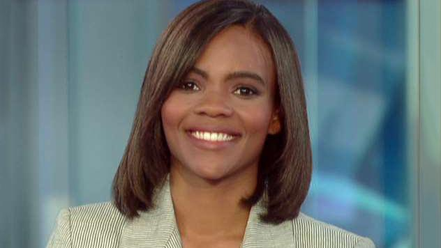 Candace Owens: Black Americans doing better under Trump