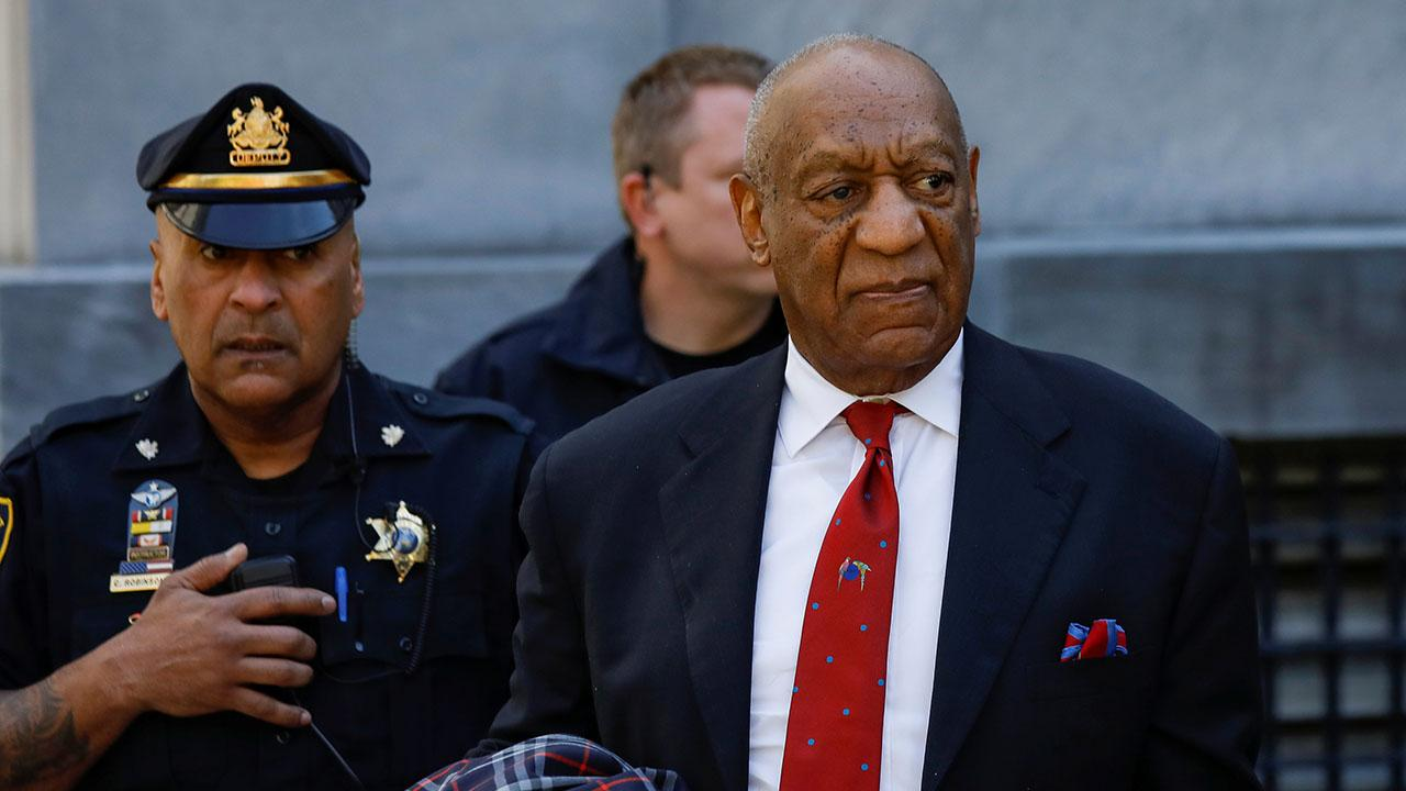 Bill Cosby convicted in first major trial of #MeToo era