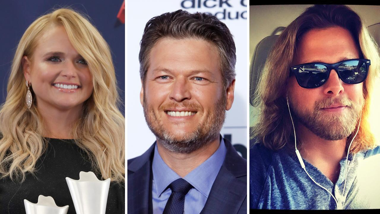 Miranda Lambert's ex claims she and Blake Shelton had affair
