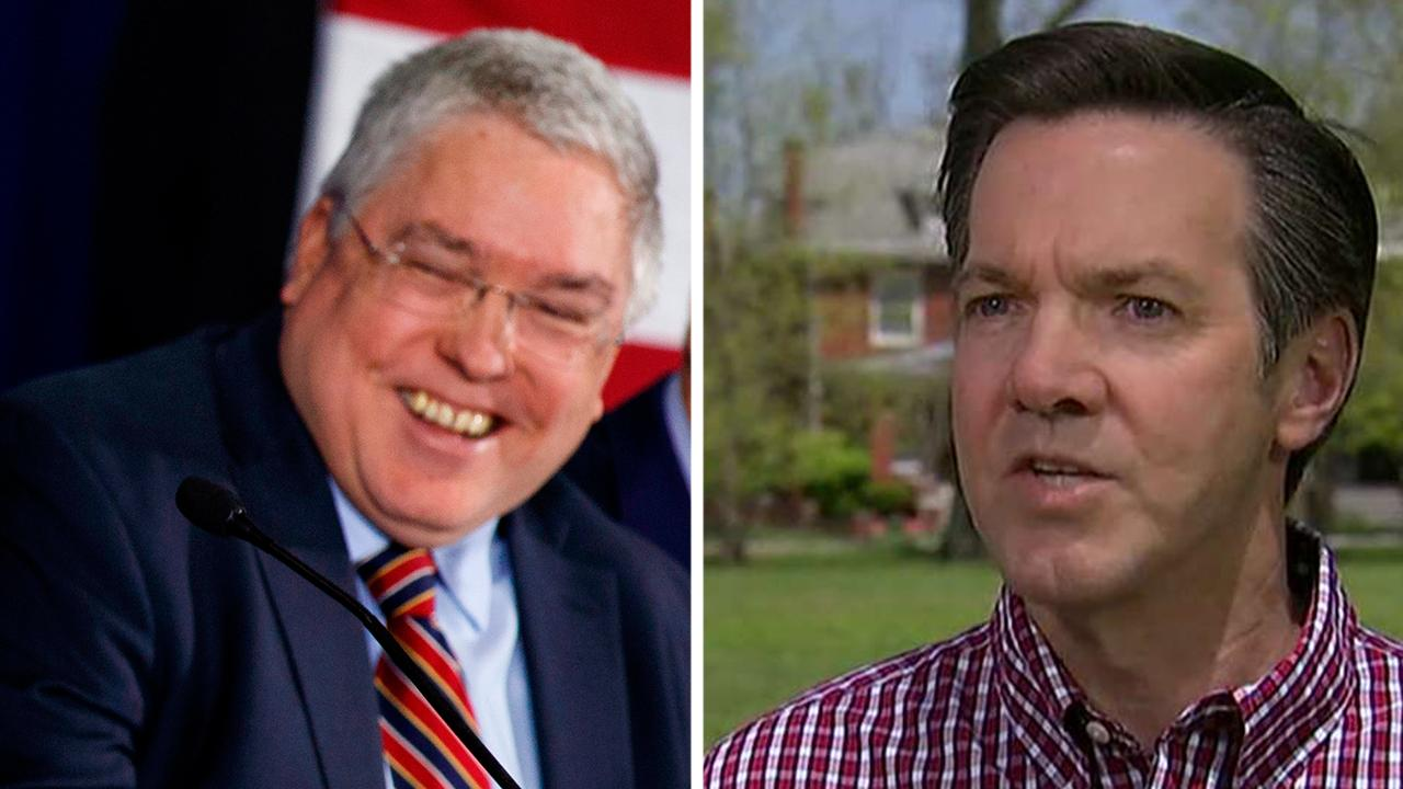 Candidates trade barbs ahead of West Virginia Senate debate