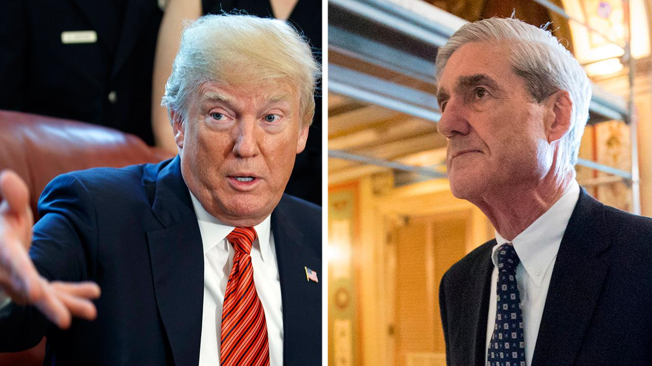 The Mueller questions leak: Is a trap being set for Trump?