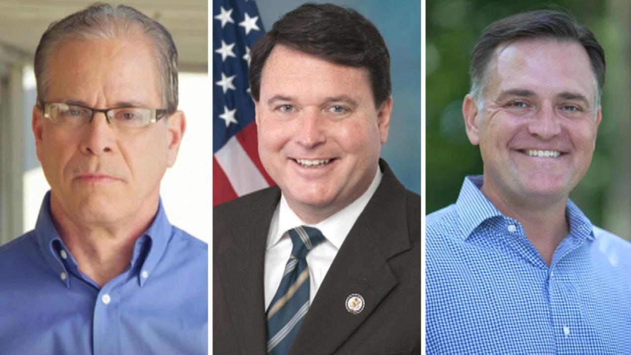3 GOP candidates battle in key Indiana Senate race