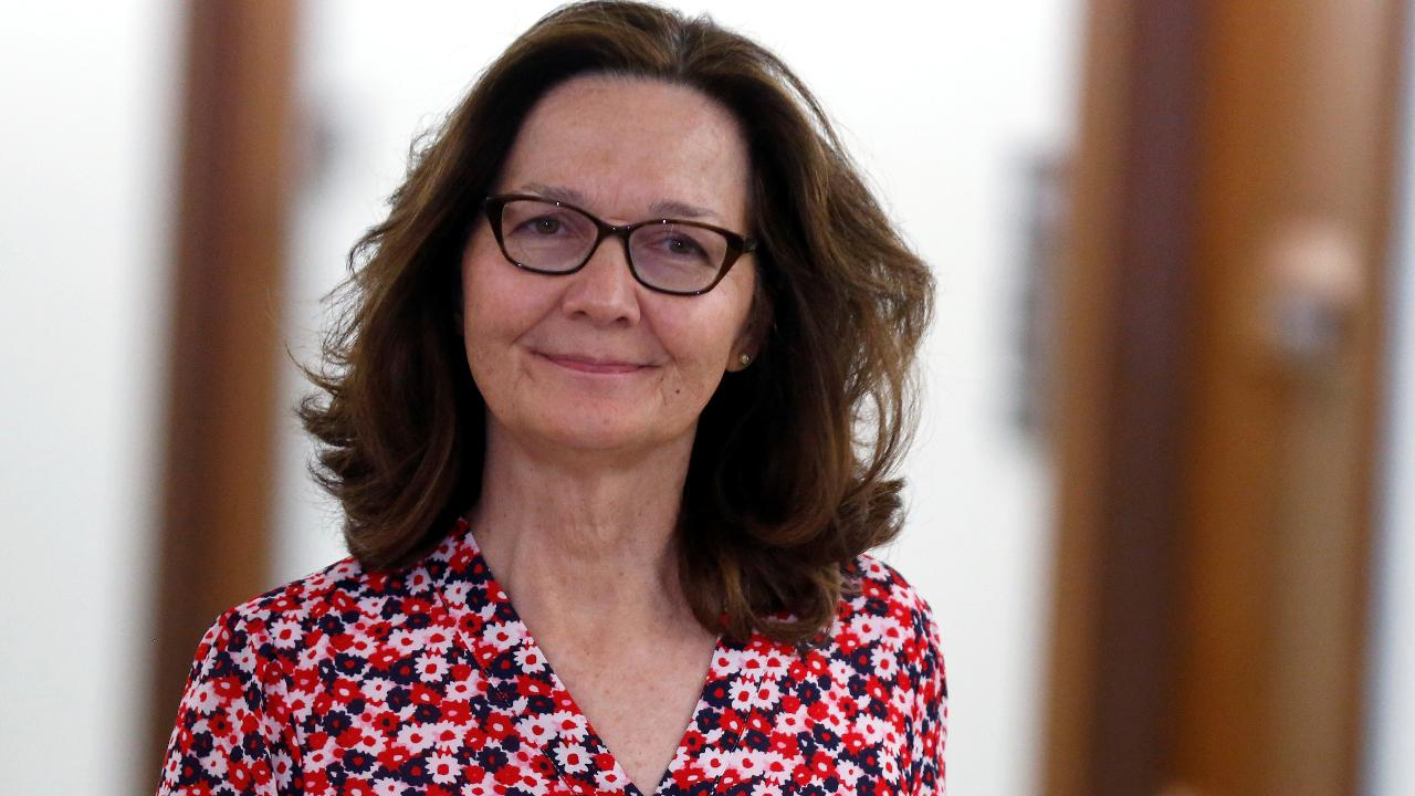 White House says Haspel is the right person to lead the CIA