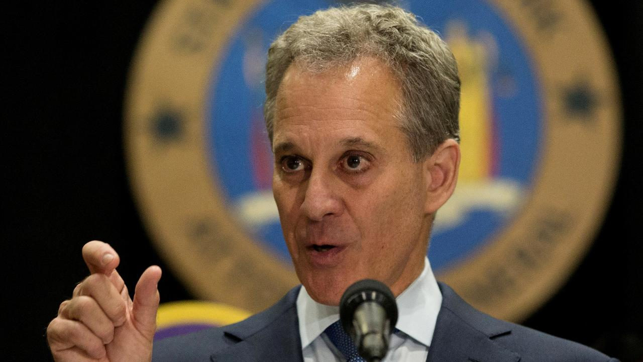NY AG Eric Schneiderman resigns over assault allegations
