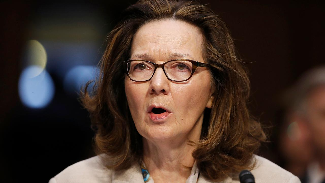 Haspel: I absolutely was an advocate for destroying tapes