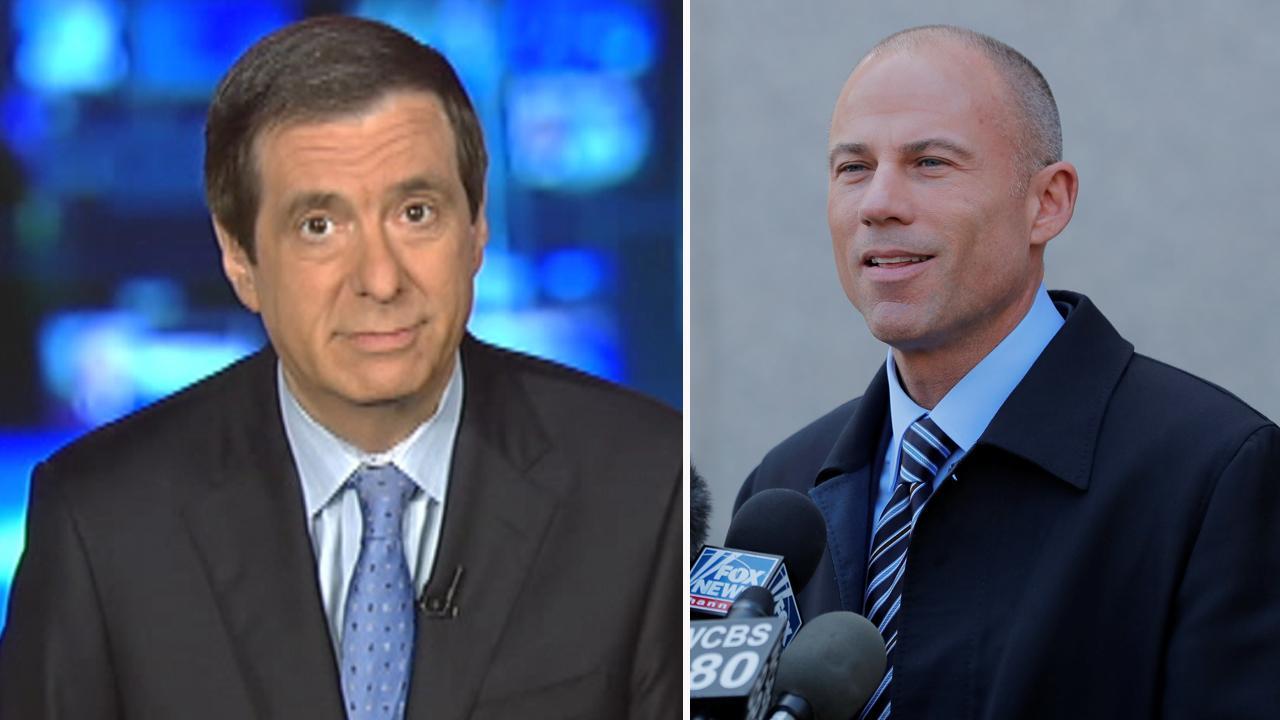 Kurtz: Does Michael Avenatti dictate the news agenda?