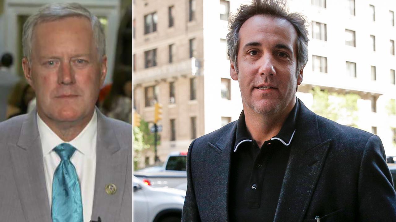 Meadows on Cohen probe: We must restore FBI, DOJ integrity