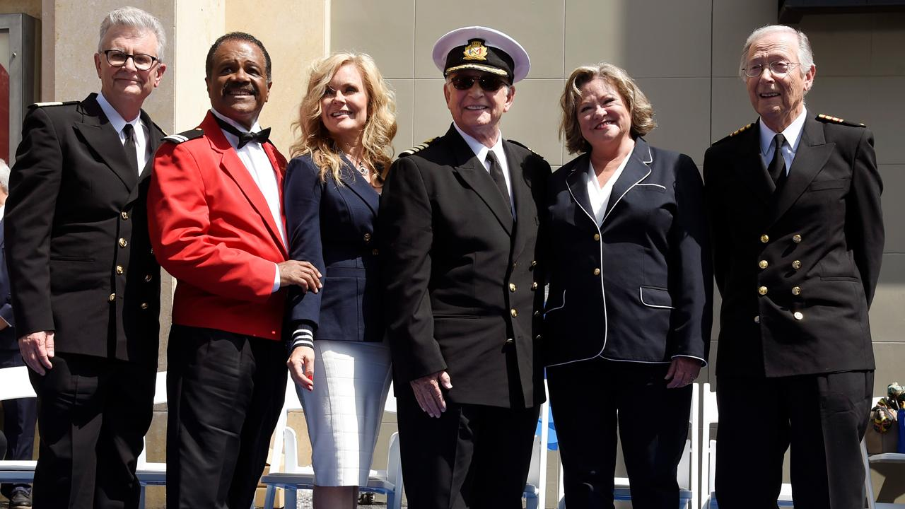 The Love Boat Cast Reunites On Today More Than 40 Years After