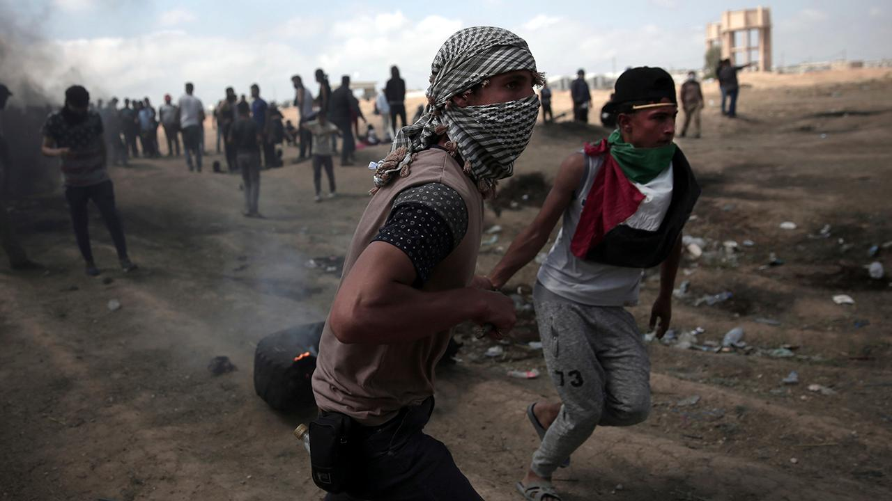 Tensions escalate on Israel, Gaza border