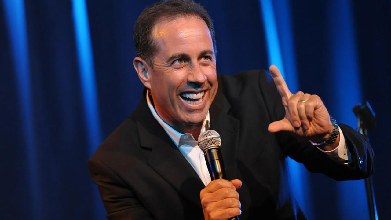 Jerry Seinfeld says he's not interested in doing Trump jokes