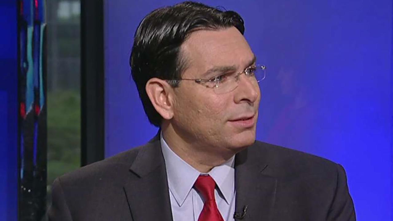 Israel's ambassador to the U.N. speaks out on 'Sunday Morning Futures' about problems with the Iran nuclear agreement.