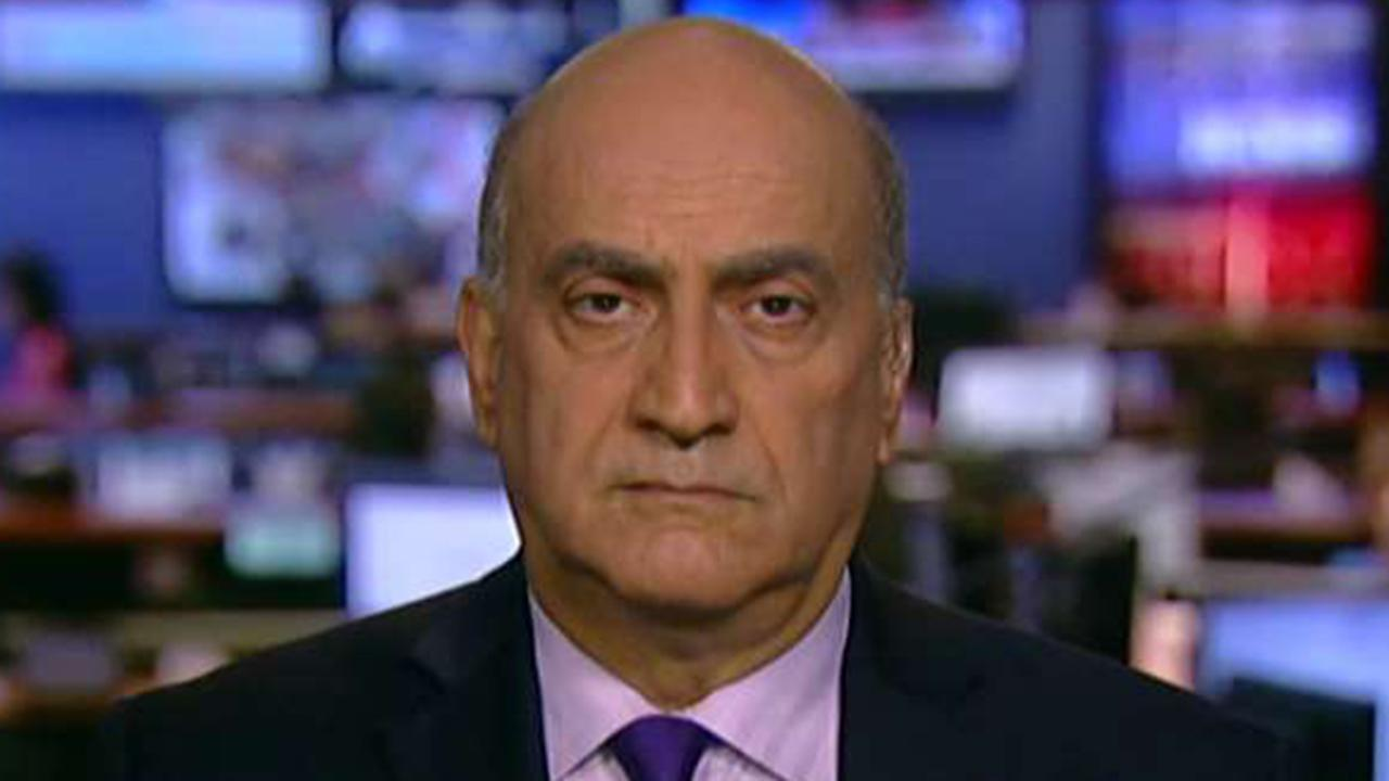 Walid Phares discusses Paris stabbing suspect