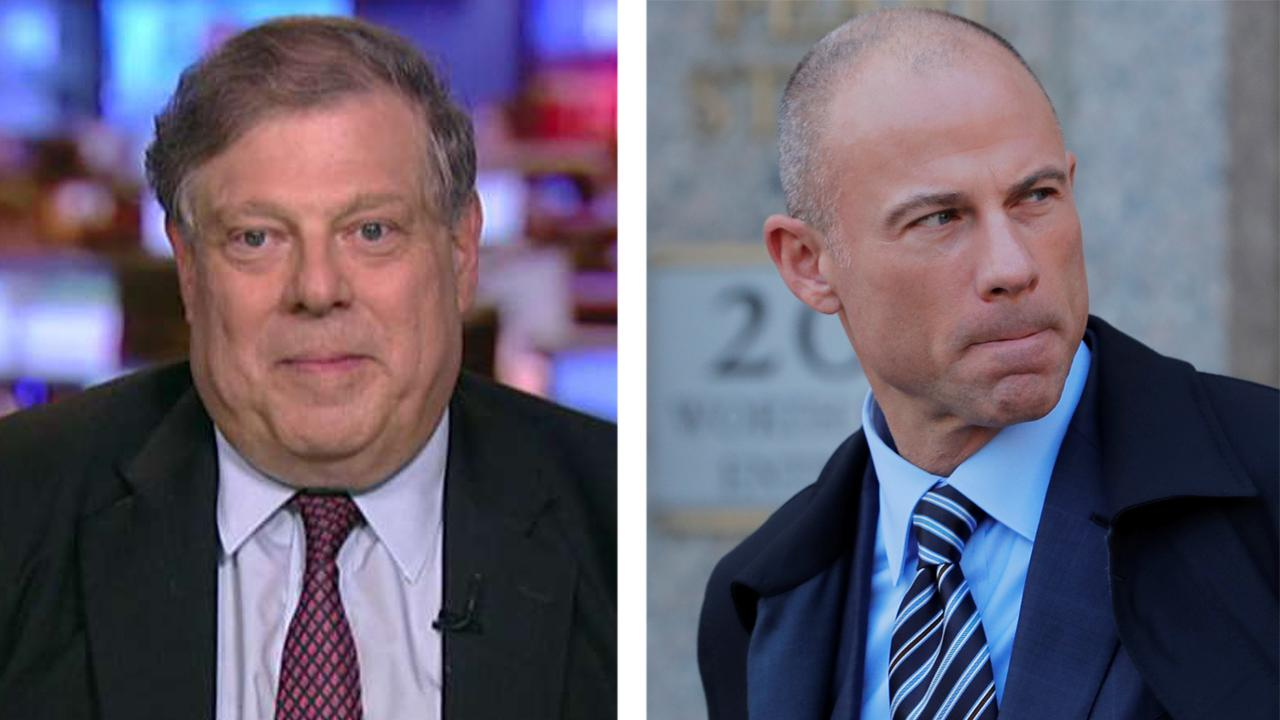 Mark Penn questions payments to lawyer Michael Avenatti