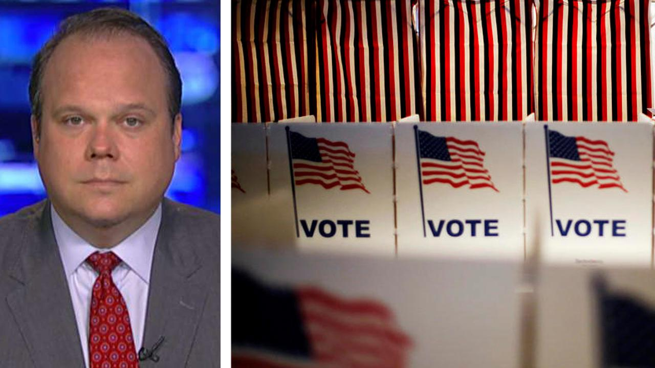 Stirewalt on PA primary results, shrinking 'blue wave'