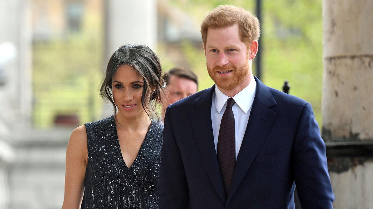 London prepares for the Royal Wedding