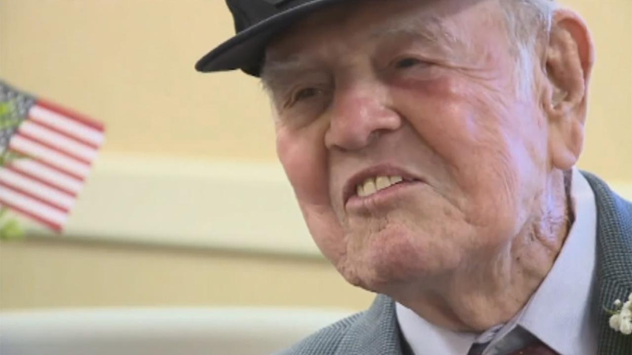 War veterans awarded high school diplomas
