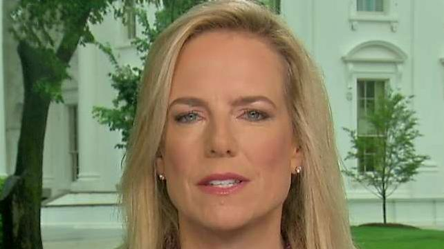 Secretary Nielsen on advancing Trump's immigration agenda