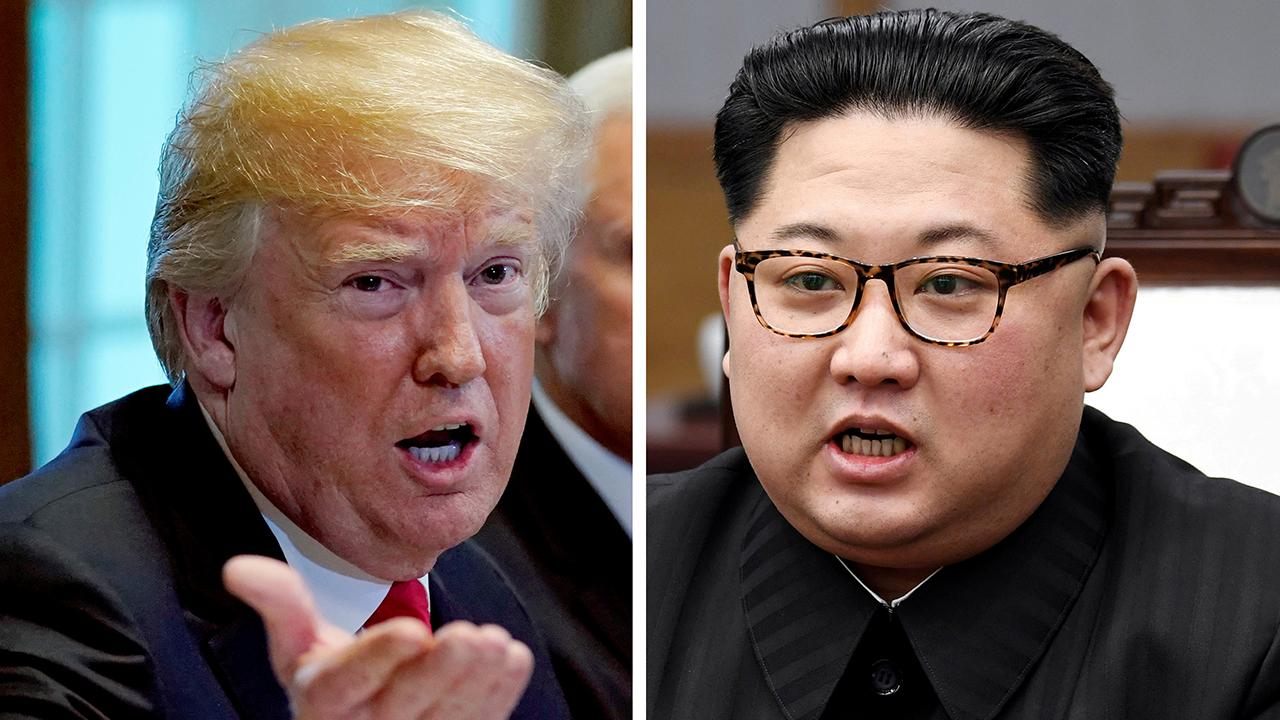 Marc Thiessen: North Korea is acting up because Trump has it cornered
