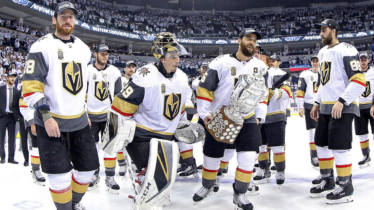 Vegas Golden Knights reach Stanley Cup Finals