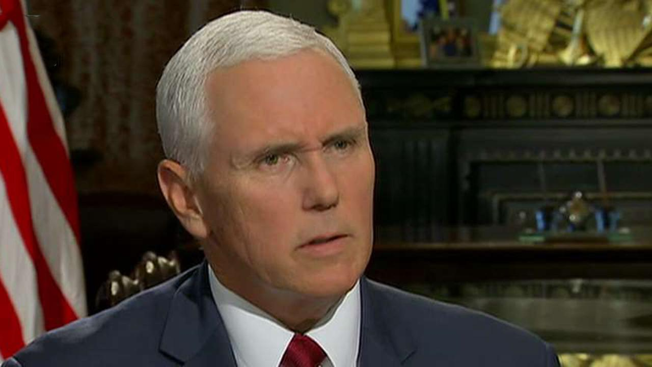 Pence says Americans 'have a right to know' about possible Trump campaign surveillance