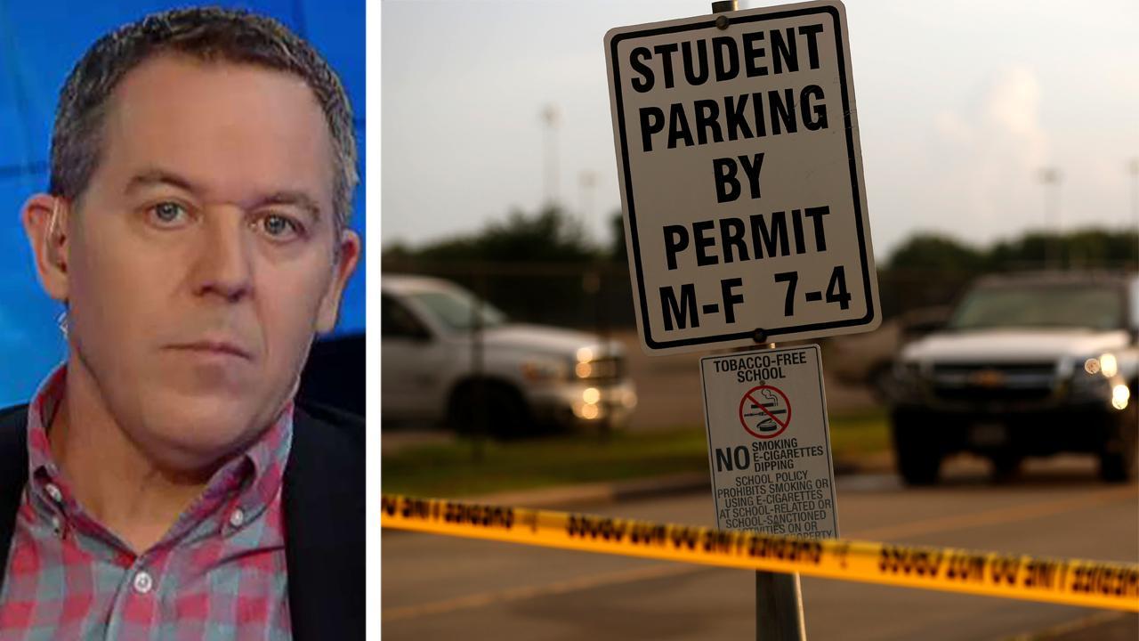 Gutfeld on media coverage of school shootings