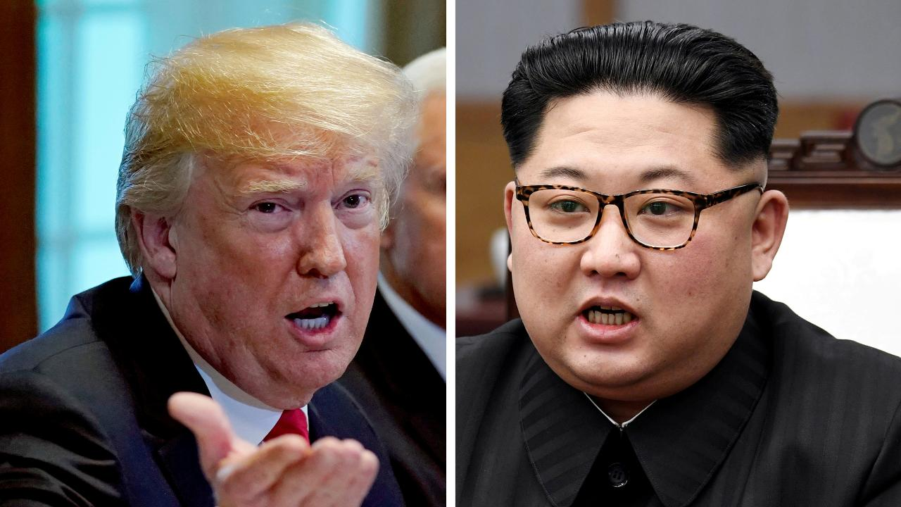 White House aims to end North Korea's nuclear ambitions