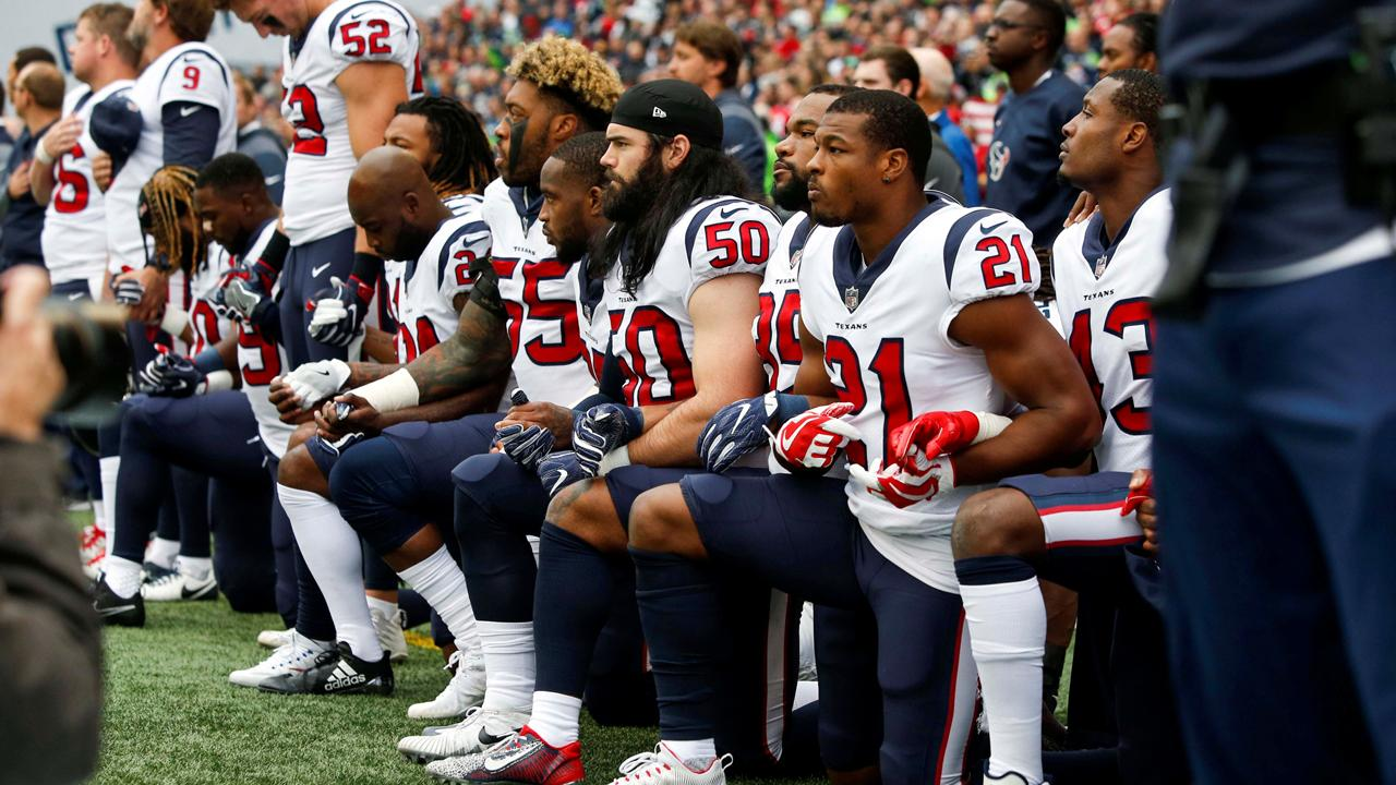 NFL adopts new anthem policy, promises penalties for kneeling