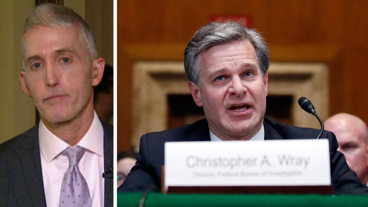 Gowdy wants open minds, closed lips at classified briefing