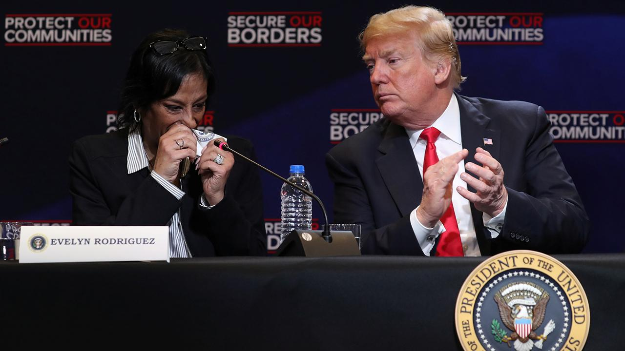 Trump doubles down on his MS-13 'animals' remark