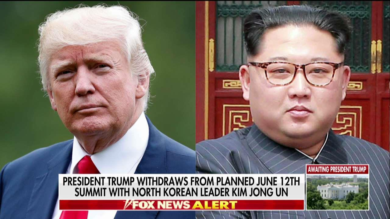 Rep. McSally: Trump made the right move to pull out of North Korea summit