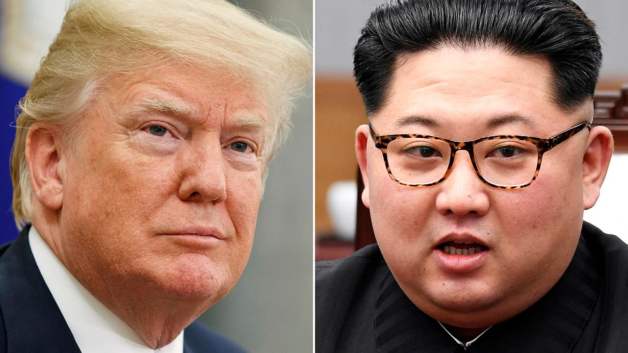 White House calls off Singapore summit with Kim Jong Un