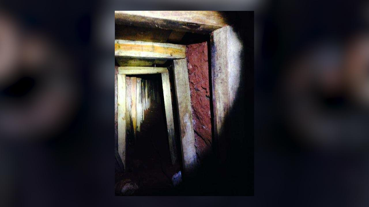 Environmental red tape stalls border agents trying to fill drug-smuggler tunnels