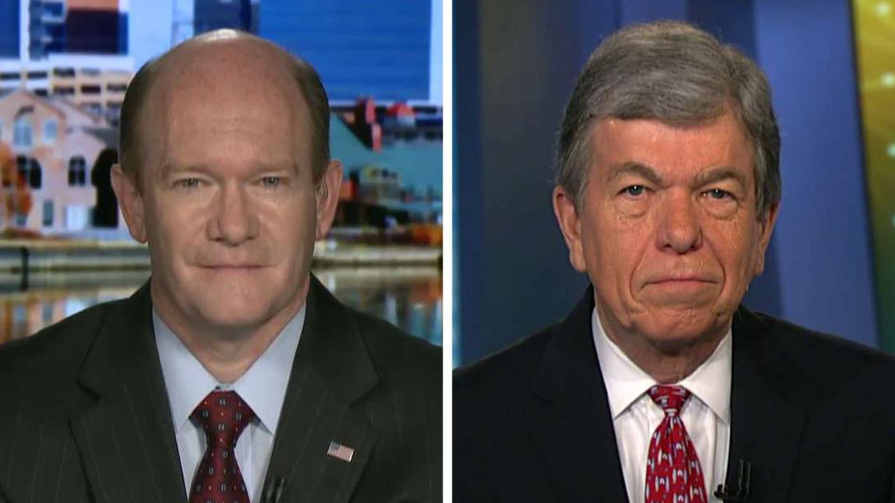 Blunt, Coons on Trump administration's North Korea strategy