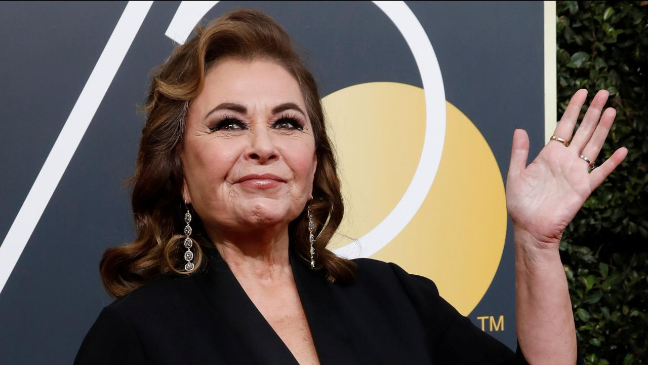 Roseanne returns to Twitter to react to canceled show