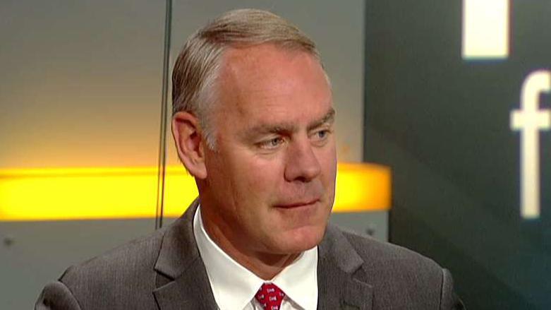 Interior secretary talks opioid crisis on reservations