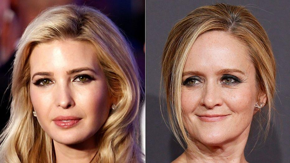 Host Samantha Bee calls Ivanka Trump 'feckless c---'
