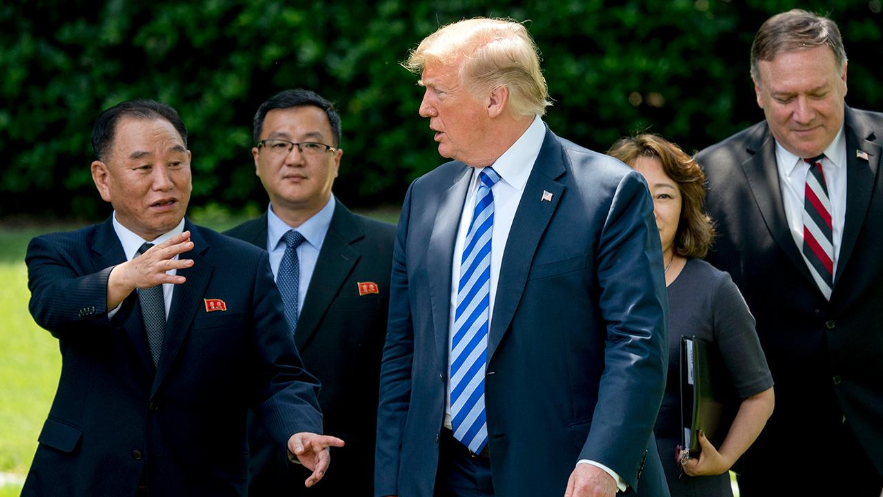 Trump says his summit with Kim Jong Un will go on