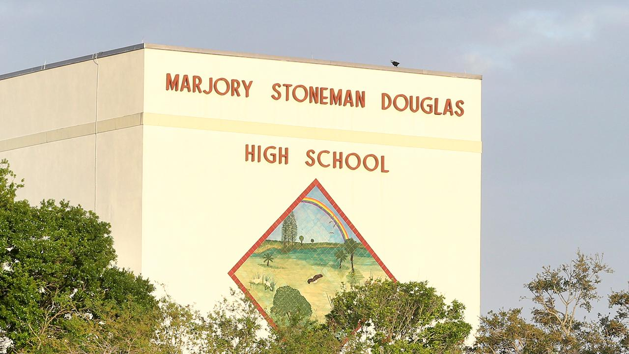 Marjory Stoneman Douglas High School holds graduation
