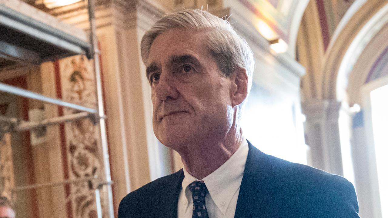 DOJ: $17 million spent on Mueller's Russia investigation