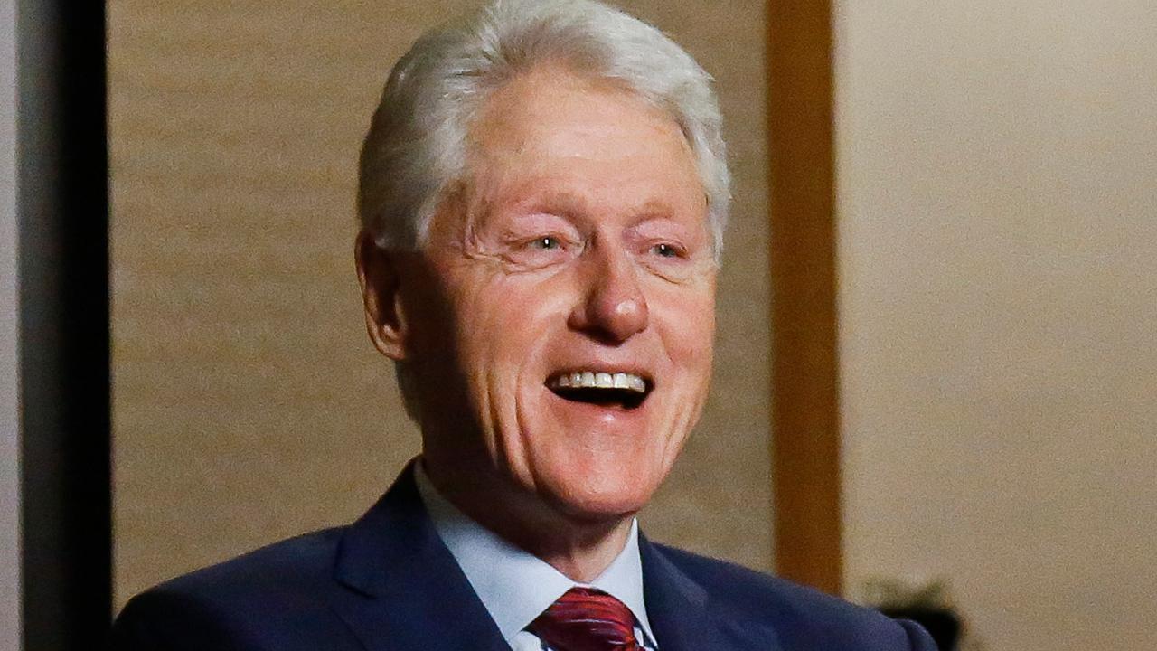 Bill Clinton under new scrutiny in wake of #MeToo movement